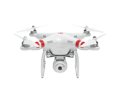 kvadrokopter dji phantom 4 professional